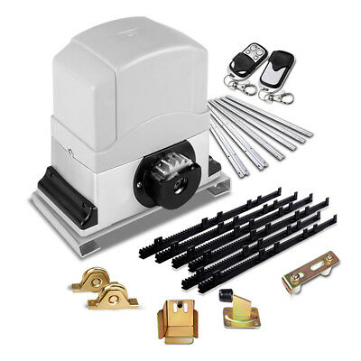 Brand New Automatic Sliding Gate Opener  - 1200KG - 6M with Hardware Kit