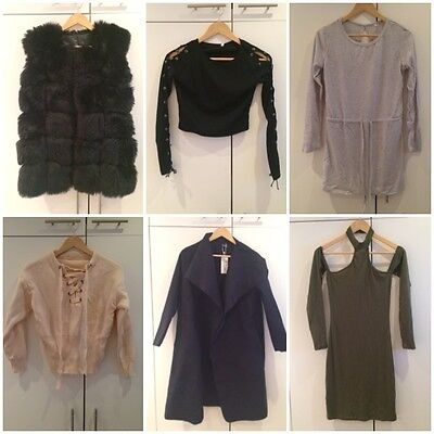 Job lot of Brand New Womens Clothing (19 items)