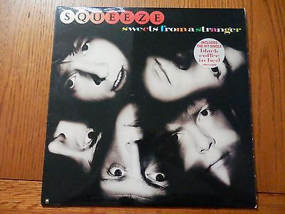 Squeeze. Sweets From A Stranger. Vinyl LP Record (Ex)