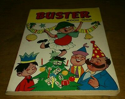 Buster Annual, 1965