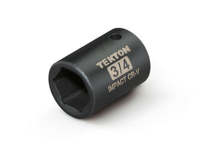 TEKTON 47755 - 1/2 in. Drive Shallow Impact Socket (6-Point) 3/4 in.