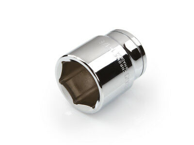 TEKTON 14285 - 1/2 in. Drive Shallow Socket (6-point) 1-1/8 in.