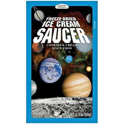 LuvyDuvy 57-525-12 Saucer -Freeze-Dried Ice Cream Sandwich, 12-pack