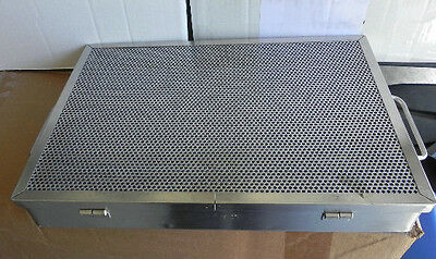 Stainless Steel Tray 15 x 11 x 2.5