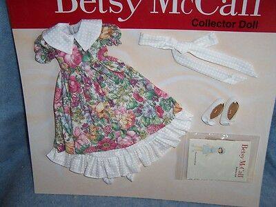 """1997 Tonner Betsy McCall- 14"""" Spring Party Outfit"""
