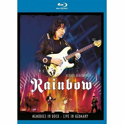 Ritchie Blackmore's Rainbow - Memories In Rock - Live In Germany [Blu Ray]
