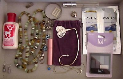 Junk Drawer Lot Beauty Misc. Items