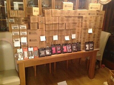 bulk buy of 500 ipod cases brand new still in sealed packaging see photos