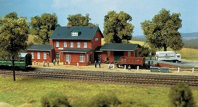 Auhagen 13299 TT Building Set Trainstation Klasdorf new original packaging