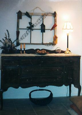 Antique Sideboard/Buffet/Credenza