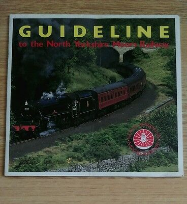 1989 Guideline to the North Yorkshire Moors Railway