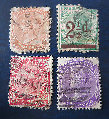 Old South Australia Used Lot