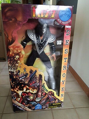 Kiss Destroyer Ace Frehley 2 Foot Doll
