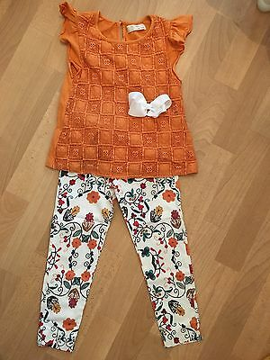 Zara Girls Outfit Age 6-7