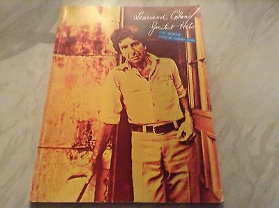 Leonard cohen's greatest hits, the greatest songs of Leonard Cohen song book