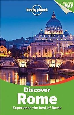 Lonely Planet Discover Rome by Duncan Garwood, Lonely Planet, Abigail Blasi (Pap