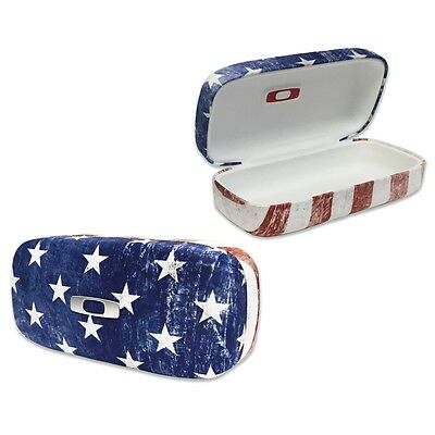 Oakley Sunglass Case - Square O Case - USA Flag