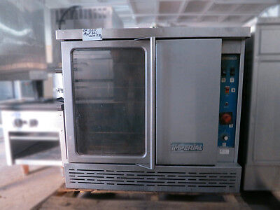 Imperial - Icv-1 - Commercial Single Convection Oven - Lp Gas
