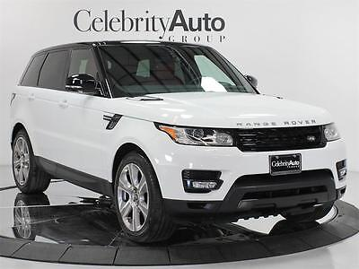 2015 Land Rover Range Rover Sport  2015 LAND ROVER RANGE ROVER SPORT HSE DYNAMIC LIMITED EDITION