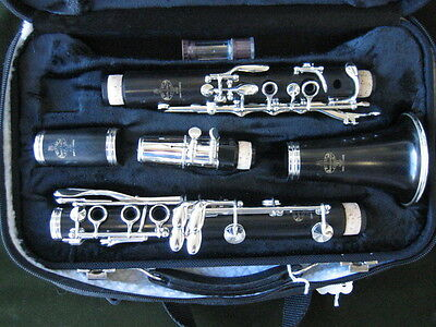Extra clean and superb BUFFET-CRAMPON model R-13 Bb clarinet