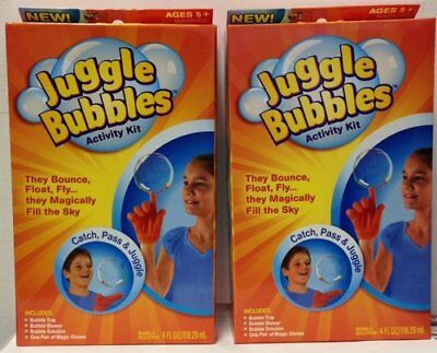 Set of 2 Juggle Bubbles (2 Packs Only)