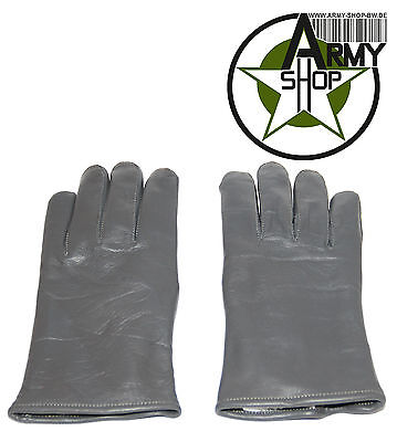 NEW BW Winter Leather Gloves with Lining German Armed Forces Warm S M L XL XXL