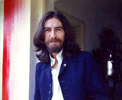 George Harrison in a photo from the 1970's