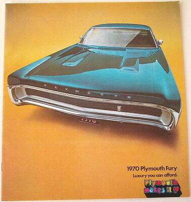 1970 Plymouth Fury Sport Fury GT Convertible