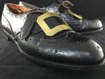 Antique British Royal Court Dress Shoes, purchased in 1902 Size 7