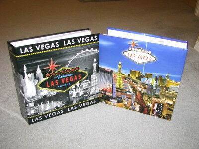 Las Vegas Photo Album 2 Pack