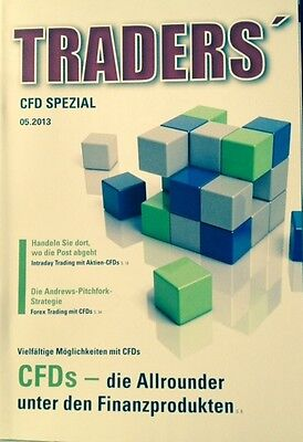 TRADERS CFD SPEZIAL + CFD DAYTRADING + CFDs - DIE ALLROUNDER
