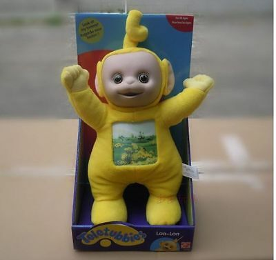 Yellow Hot Products Antenna Baby Laa Laa Plush Doll 33CM