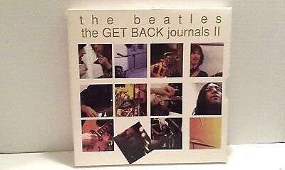 The Beatles The GET BACK Journals II VIGOTONE 138-145 Booklet 8 CD'S in BOX SET!