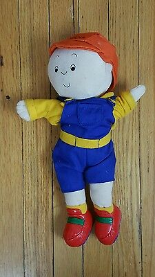 Caillou plush doll toy