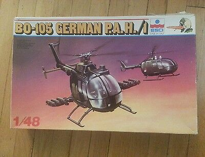 Esci 1/48 MBB Bo-105 P.A.H./1 Germany/Netherlands/Spain