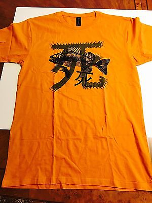 Firefly JAYNE COBB T-SHIRT Exclusive Dead Fish (SIZE LARGE) Loot Crate Cargo NEW