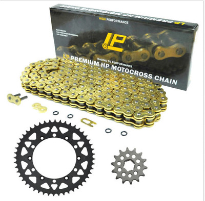 47T/13T 520 Motorcycle Chain Front Rear Sprocket Kit for Yamaha YZ450F 2007-2016