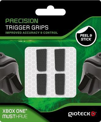 Gioteck Précision Trigger Grips pour PS4/Xbox One  NEUF SOUS BLISTER