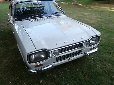 Ford Escort Mk1 1300Gt 1970 Classic Cars