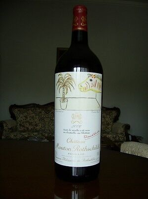 Chateau Mouton Rothschild Pauillac 2006 MG