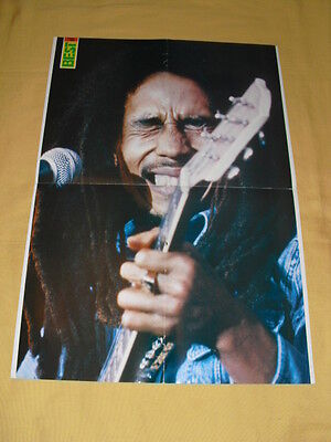 BOB MARLEY Affiche Poster 40 x 60