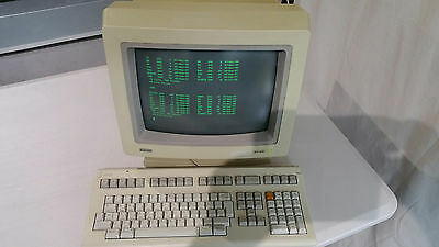 Dec Vt340 Colour Terminal - Vintage Computer
