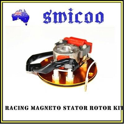 Racing Magneto Inner Rotor Kit Flywheel Cdi Xr Crf50 Dirt Pit Bike Atv Quad Part