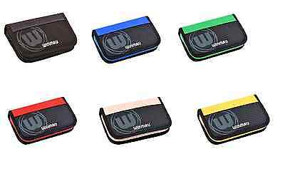Winmau Urban Pro Darts Wallet Case Holds 2 Sets Of Darts Choice Of Colours