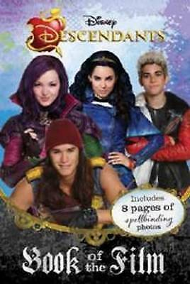 Disney Descendants Book of the Film. Paperback new.