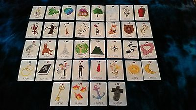 "The ""Modern Lenormand"" by AlyZen Moonshadow, fortune telling cards, cartomancy"