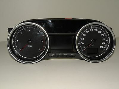 Peugeot 508 Sw 2012 2.0 Hdi Instrument Cluster Speedometer Tacho 9800420680