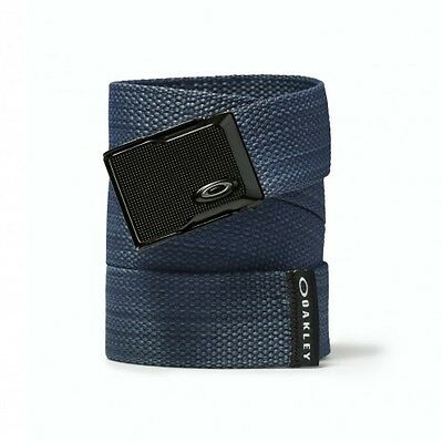 Ceinture Oakley Web Belt Blue Shade
