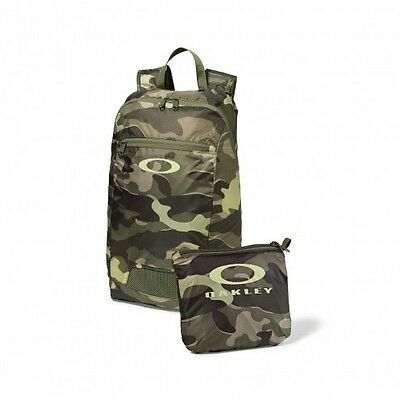Sac A Dos Oakley Packable Backpack Olive Camouflage