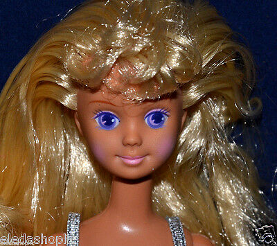 ADORABLE RARE 1980'S SKIPPER BARBIE DOLL with ROSY CHEEKS